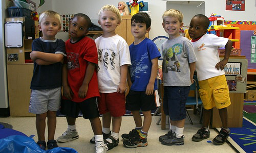 Knowing when to enroll your child for early education