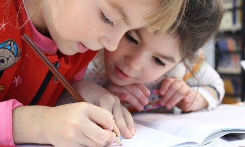 Assist your kid with his homework