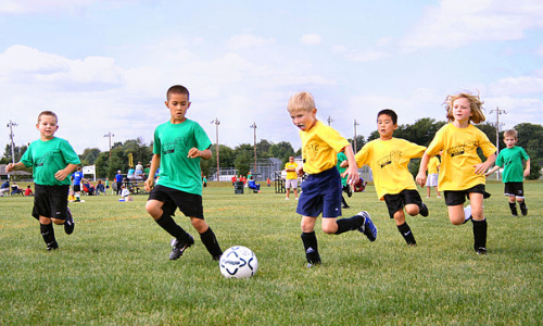 How to Encourage Young Athletes in Their Training
