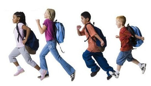 childrens backpain