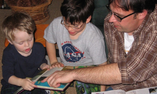 how a parent can diagnose their child with dyslexia