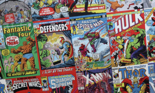 Learn How to Start Making Your Comic Book