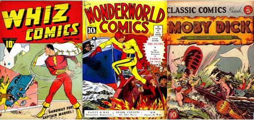 Create a superhero comic book online