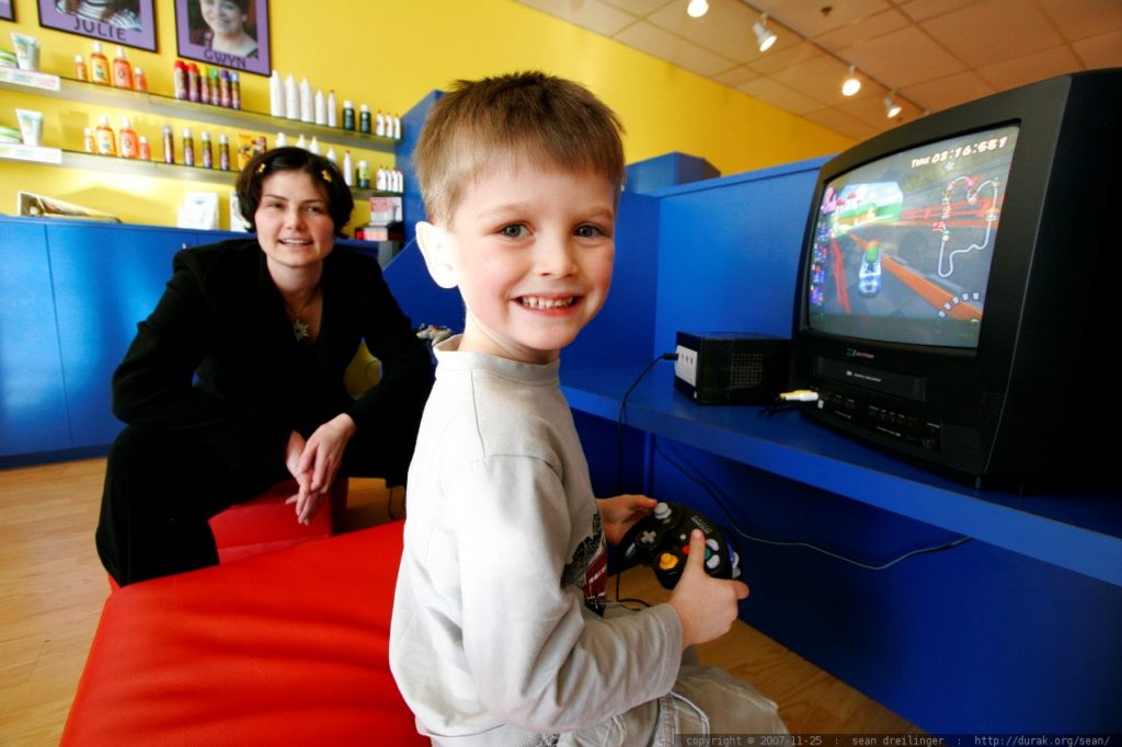effect of video games on children essay