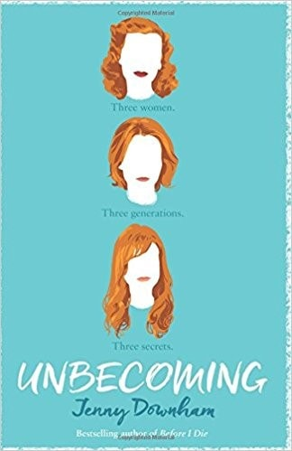 Unbecoming - YA Books to read