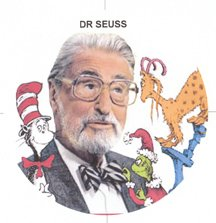 Theodore Geisel Seuss picture books